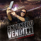Play & Download Tortuga un giorno in Paradiso stadio Olimpico by Antonello Venditti | Napster