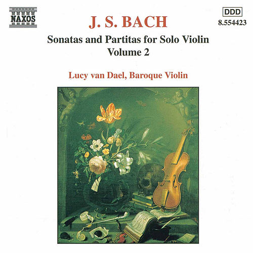 Play & Download Violin Sonatas and Partitas Vol. 2 by Johann Sebastian Bach | Napster