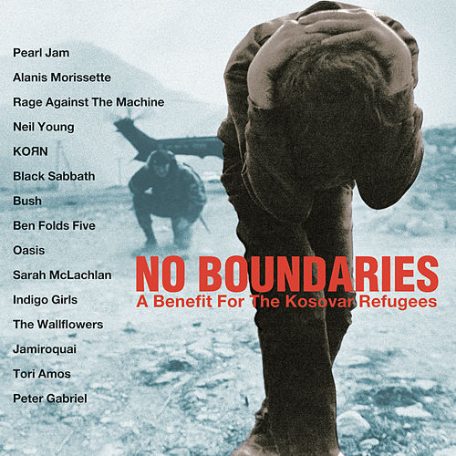 No Boundaries: A Benefit For The Kosovar Refugees by Various Artists