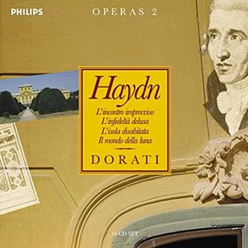Play & Download Haydn: Operas, Vol.2 by Various Artists | Napster