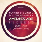 Spotlight (Remixes 2015) von Antoine Clamaran