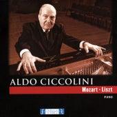 Play & Download Mozart Liszt by Aldo Ciccolini | Napster