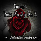 Play & Download Carmen Suite No.1 y No. 2 by London Festival Orchestra | Napster