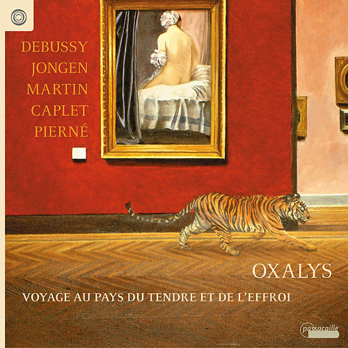 Play & Download Debussy: Sonata for Flute, Viola and Harp - Jongen: Pieces for Flute, Cello & Harp - Martin: Pavane by Oxalys | Napster
