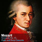 Play & Download Mozart: Serenade No. 13, Flute and Harp Concerto by Mozart Festival Orchestra | Napster