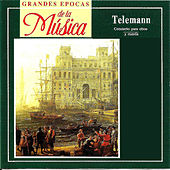 Play & Download Grandes Epocas de la Música, Telemann, Concierto para oboe y cuerda by Various Artists | Napster