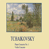 Tchaikovsky, Piano Concerto No. 1, Violin Concerto by Various Artists