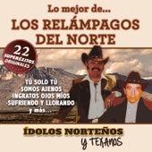 Play & Download 22 Superexitos (Idolos Norteños y Texanos) by Los Relampagos Del Norte | Napster