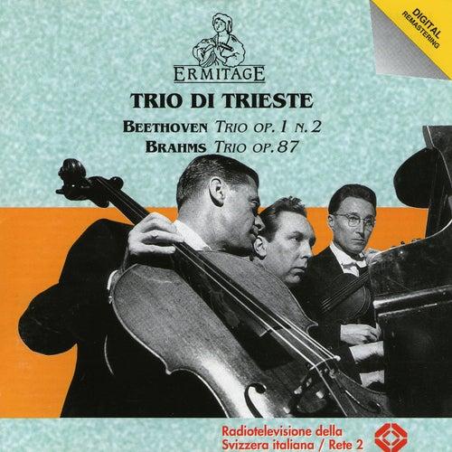 Play & Download Trio di Trieste, Beethoven, Brahms by Trio Di Trieste | Napster