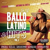 Play & Download Ballo Latino Hits, Vol. 3 by Various Artists | Napster
