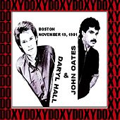 Orpheum Theater, Boston, November 19th, 1981 (Doxy Collection, Remastered, Live on Fm Broadcasting) by Hall & Oates
