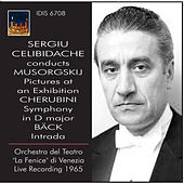 Mussorgsky: Pictures at an Exhibition - Cherubini: Symphony in D Major - Bäck: Intrada by Orchestra Del Teatro La Fenice Di Venezia