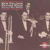 New Orleans Rhythm Kings & Jelly Roll Morton by New Orleans Rhythm Kings
