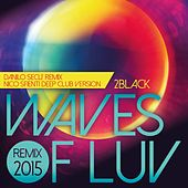 Play & Download Waves of Luv (Remix 2015 by Danilo Seclì, Nico Sfienti) by 2 Black | Napster
