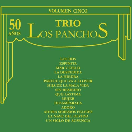 Resultado de imagen para los panchos 50 Años, Vol. V