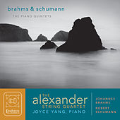 Brahms & Schumann: The Piano Quintets by Joyce Yang
