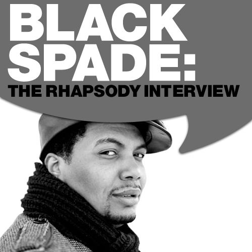 Play & Download Black Spade: The Rhapsody Interview by Black Spade | Napster