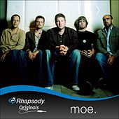 Play & Download Rhapsody Originals by moe. | Napster