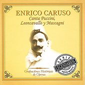 Canta Puccini, Leoncavallo Y Mascagni by Various Artists