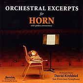 Orchestral Excerpts for Horn by David Krehbiel