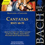 Play & Download J.S. Bach - Cantatas BWV 68-70 by Bach-Collegium Stuttgart | Napster