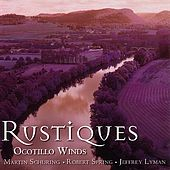 Rustiques by Robert Spring, Martin Schuring, Jeffrey Lyman