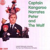 Play & Download Captain Kangaroo Narrates Peter and The Wolf by Captain Kangaroo | Napster