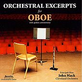 Play & Download Orchestral Excerpts for Oboe by John Mack | Napster
