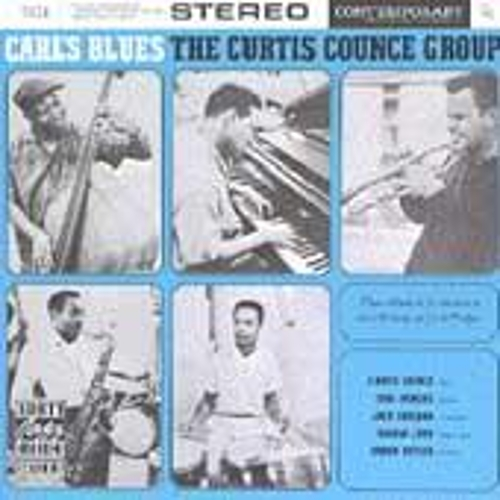 Play & Download Carl's Blues by Curtis Counce | Napster