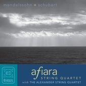 Play & Download Mendelssohn & Schubert: Chamber Music by Afiara Quartet | Napster