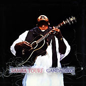 Gandadiko by Samba Touré