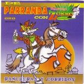 Play & Download Rancheras y Corridos by Banda Zorro | Napster