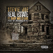 Real Estate (feat. Shady Nate & 4rax) by Stevie Joe