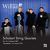 Play & Download Schubert: String Quartets by Wihan Quartet | Napster