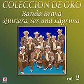 Play & Download Coleccion de Oro, Vol. 2 - Quisiera Ser una Lágrima by Banda Brava | Napster