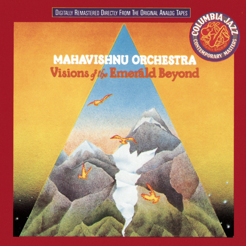 Visions Of The Emerald Beyond von The Mahavishnu Orchestra