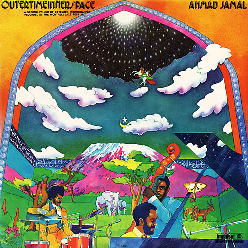 Play & Download Outertimeinnerspace by Ahmad Jamal | Napster