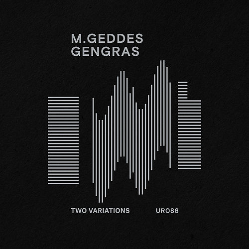 Play & Download Two Variations by M. Geddes Gengras | Napster