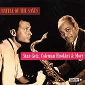 Battle Of The Saxes by Various Artists