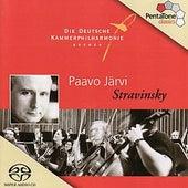 Play & Download STRAVINSKY: Grand Suite from Histoire du Soldat / Dumbarton Oaks Concerto by Deutsche Kammerphilharmonie Bremen   Napster