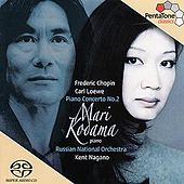 CHOPIN: Piano Concerto No. 2 / LOEWE: Piano Concerto No. 2 by Mari Kodama