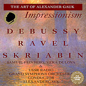 Debussy, Ravel & Skriabin: Orchestral Works by Various Artists