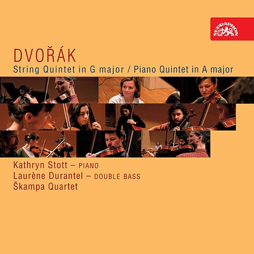 Dvořák: String Quintet in G Major, Piano Quintet No. 2 by Antonin Dvorak