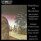 GLAZUNOV: Symphony No. 6 (arr. for 2 pianos) by Dag Achatz