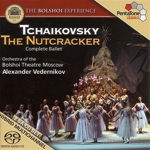 TCHAIKOVSKY: Nutcracker (The) by Alexander Vedernikov