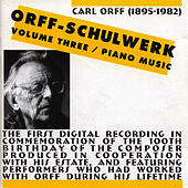 Play & Download Orff-Schulwerk, Vol. 3: Piano Music by Nikolaus Lahusen | Napster
