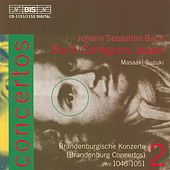 BACH, J.S.: Concertos, Vol. 2 (Brandenburg Concertos BWV 1046-1051) by Bach Collegium Japan