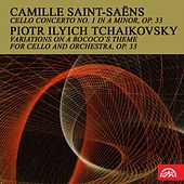 Saint-Saën: Concerto for Cello and Orchestra - Tchaikovsky: Variations on a Rococo´s Theme by Josef Chuchro