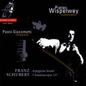Schubert: Arpeggione Sonate, 3 Sonatinas Opus 137 by Pieter Wispelwey