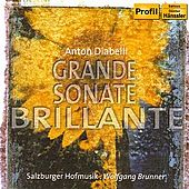 Play & Download Anton Diabelli: Grande Sonate Brillante by Salzburger Hofmusik | Napster
